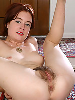 long and hard hairy pussy